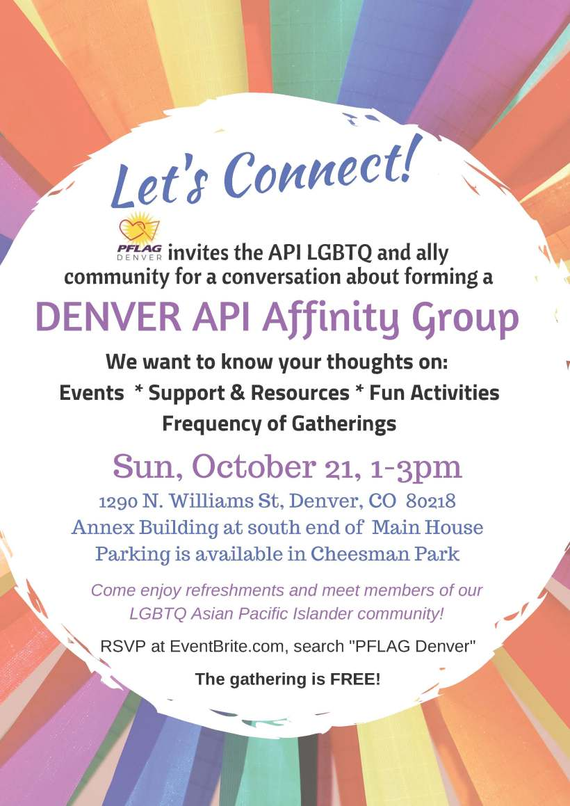 Let's Connect! flyer 10.21.18
